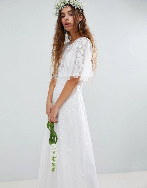 Los Vestidos De Novia Más Bonitos Que Cuestan Menos De 250