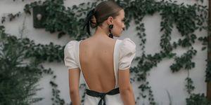 vestido novia convertible maria baraza firma española