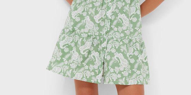 vestido corto de stradivarius de talla única