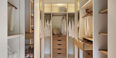 Vestidores Perfectos 5 Ideas Para Organizar El Vestidor De Tu Casa - Como-organizar-un-vestidor