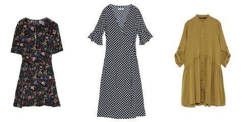 54d57bc1bf Estos vestidos van a sobrevivir al verano para solucionarte el otoño ...