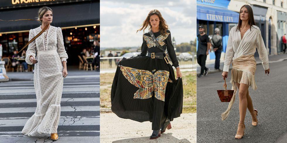 8a6cc9c2c Estos 12 lookazos han brillado con luz propia el primer día de la semana de  la moda de París