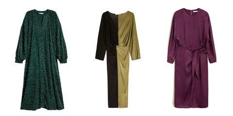 Clothing, Outerwear, Robe, Green, Sleeve, Dress, Nightwear, Duster, Overcoat, Coat,