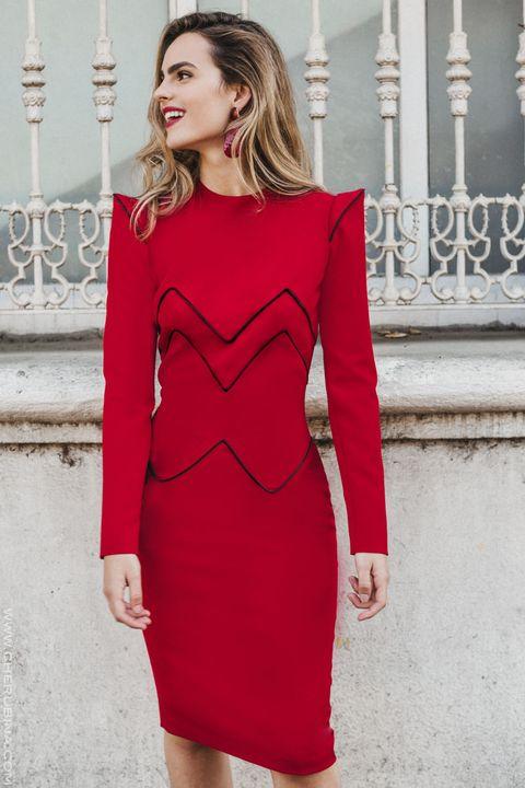 buscar oficial límpido a la vista Precio de fábrica 2019 Los vestidos de invitada de otoño de Cherubina que más favorecen
