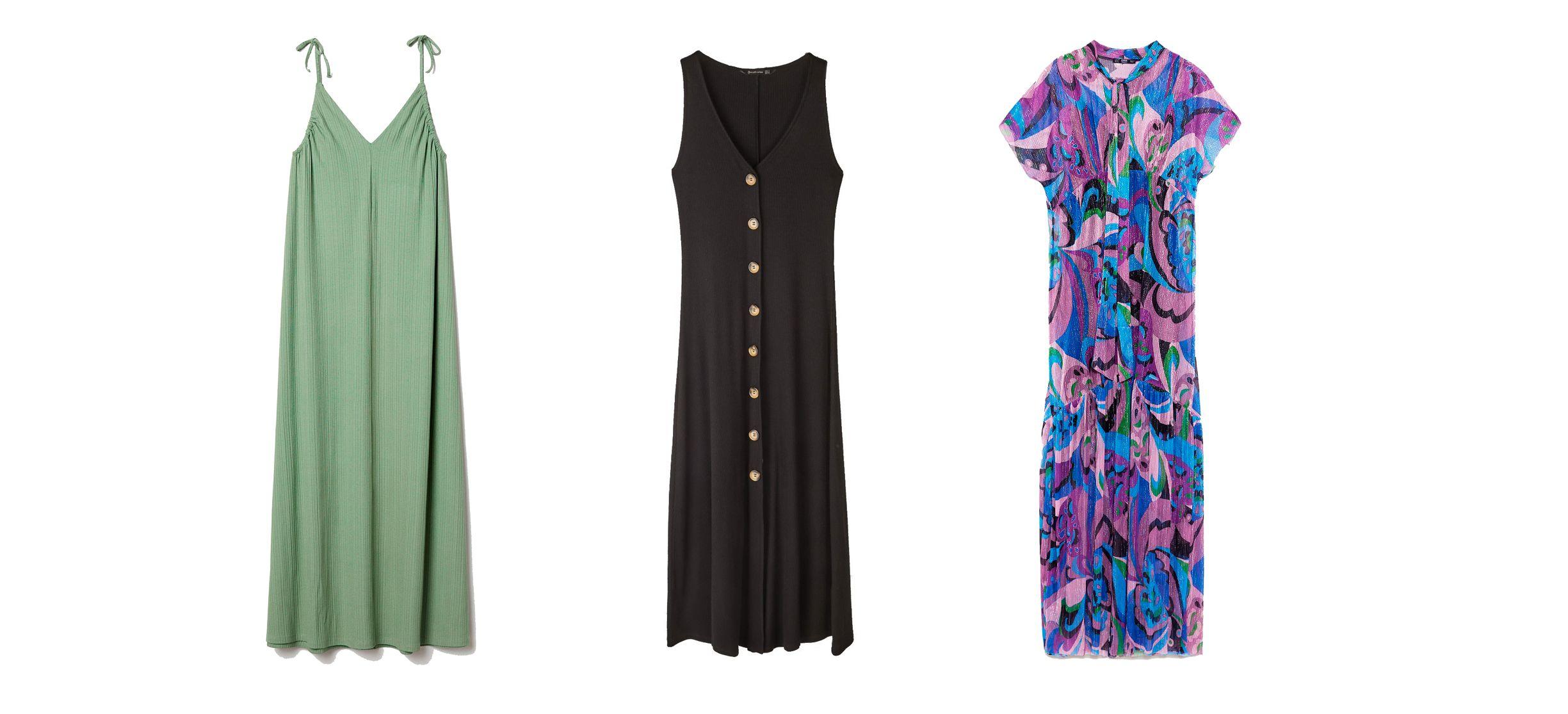 b3a14b91caa0 35 vestidos largos de verano por menos de 30 euros
