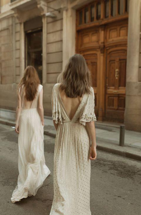 Intropia vestidos novia
