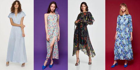 Vestidos Largos Vaporosos Y De Rebajas Por Menos De 50 Euros