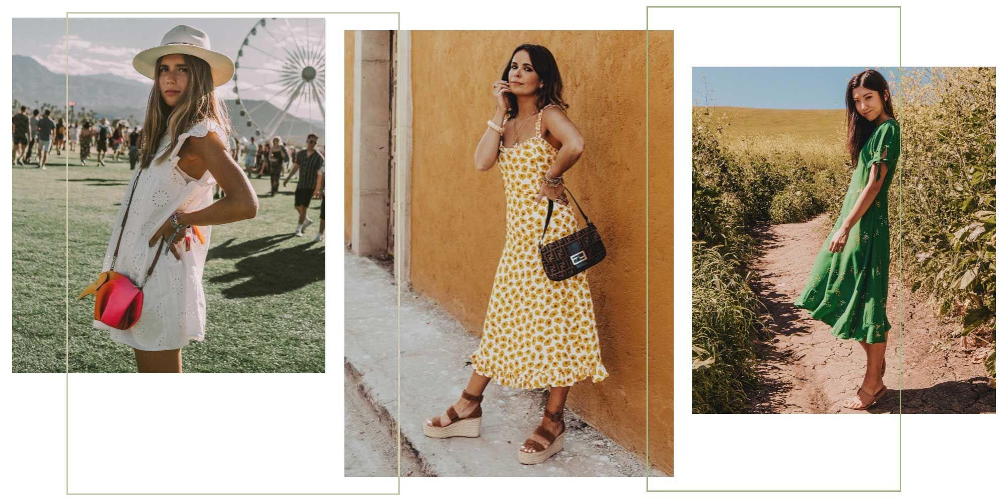 d2d2a2c6c Los vestidos de verano más bonitos de Instagram - Vestidos de verano 2019