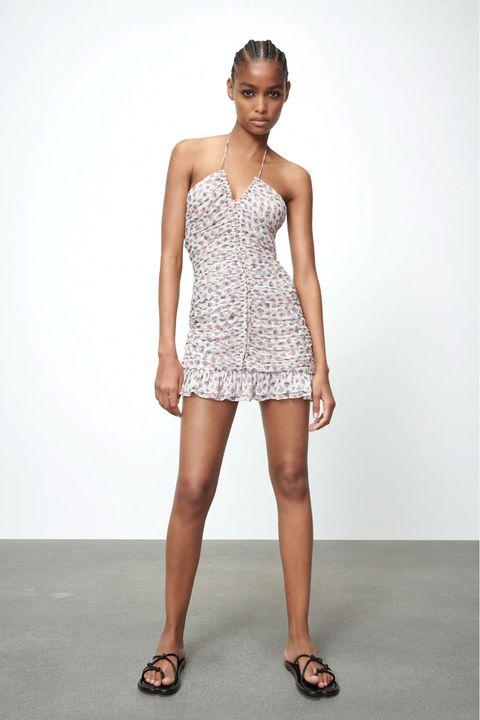 10 vestidos de la nueva colección de zara para bajitas