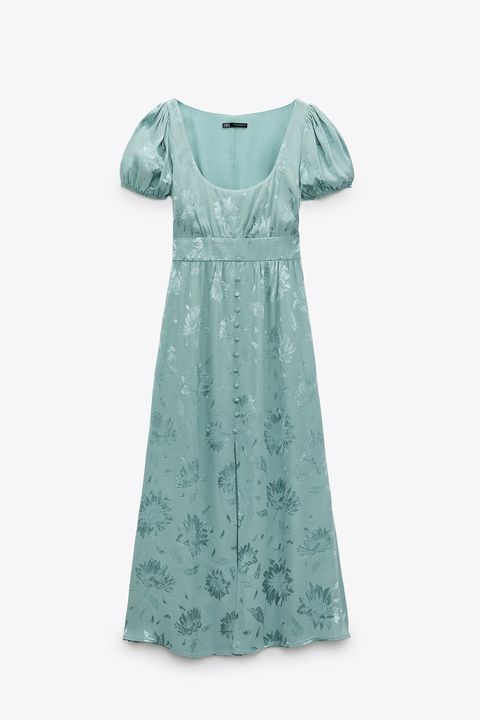 vestidos zara verano 2021