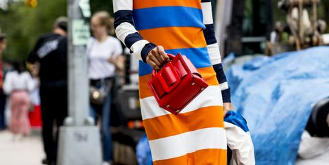 White, Orange, Fashion, Flag, Textile, Street fashion, Sportswear, Costume,