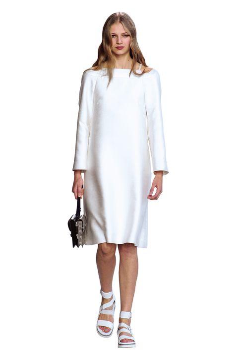 newest 1aba8 d35f9 Vestiti bianchi moda Primavera Estate 2019: 16 outfit eterei ...