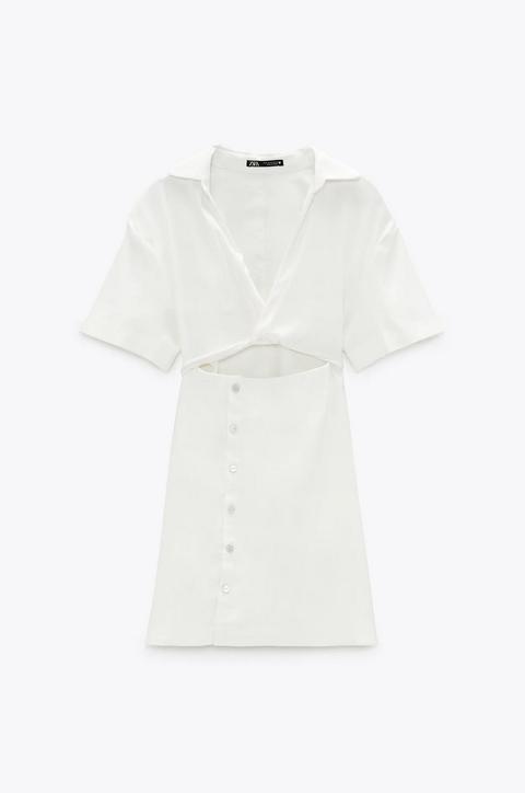 vestiti bianchi primavera estate 2021 zara