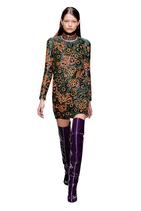 Vestiti corti moda inverno 2019  i mini dress sono la tendenza di ... 061cf82851f