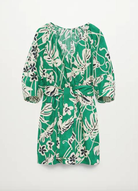 vestiti corti mango moda primavera estate 2021