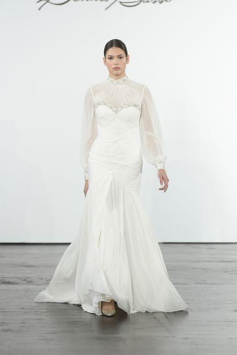 competitive price 916df 11ccc Vestiti da sposa: tutte le tendenze moda 2018