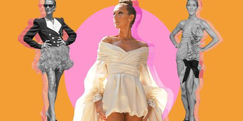 online store c2c67 cda99 Gli outfit di Céline Dione a Parigi, è lei la queen dell ...