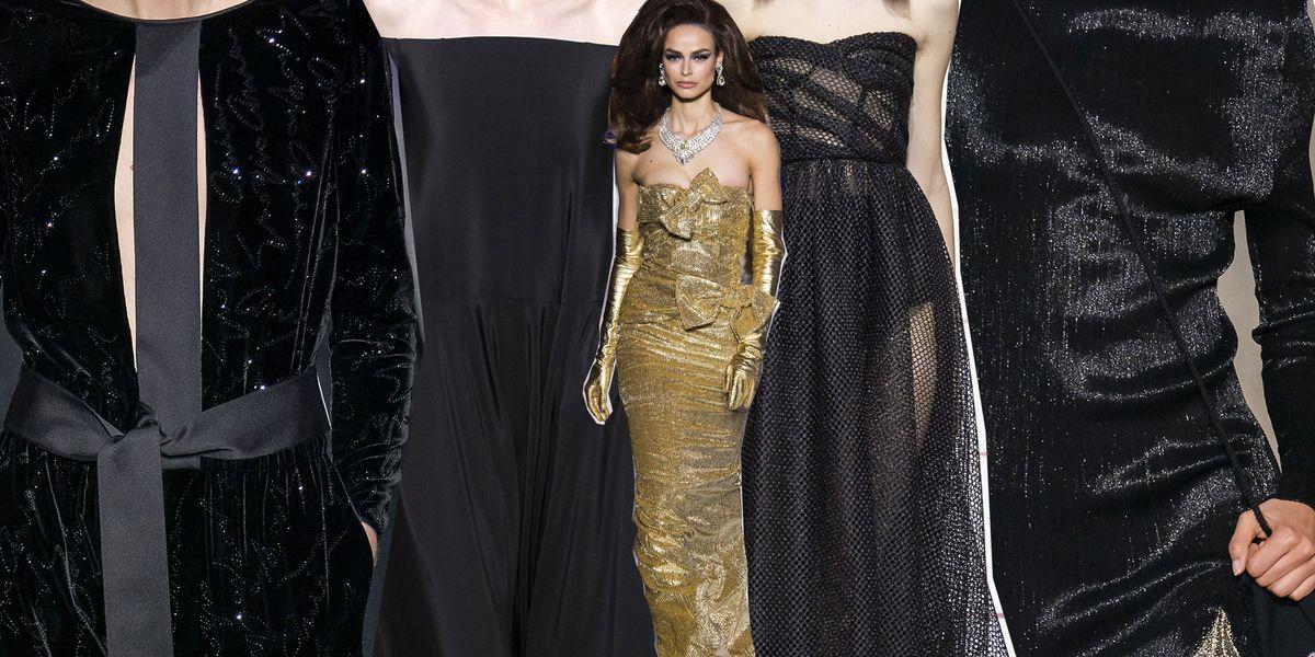 Moda Vestiti Eleganti.Vestiti Moda Inverno 2020 Gli Abiti Da Sera Lunghi Ed Eleganti