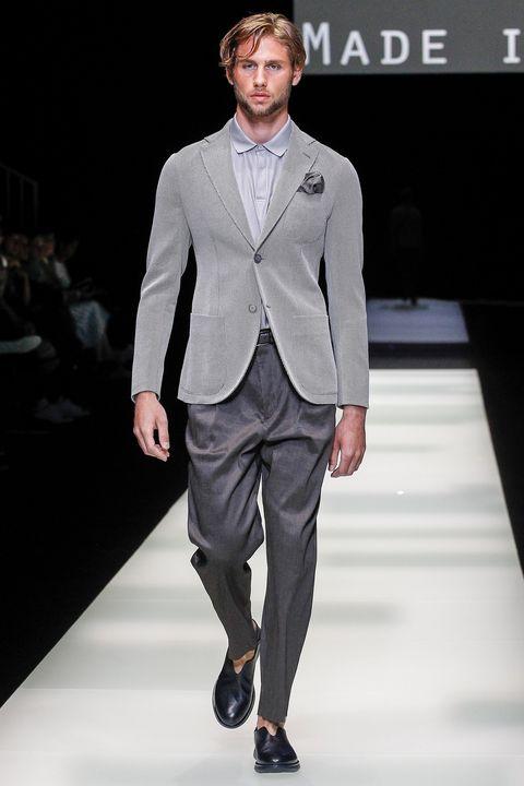 Vestiti eleganti da cerimonia  l uomo che osa con Giorgio Armani 3772c294d42