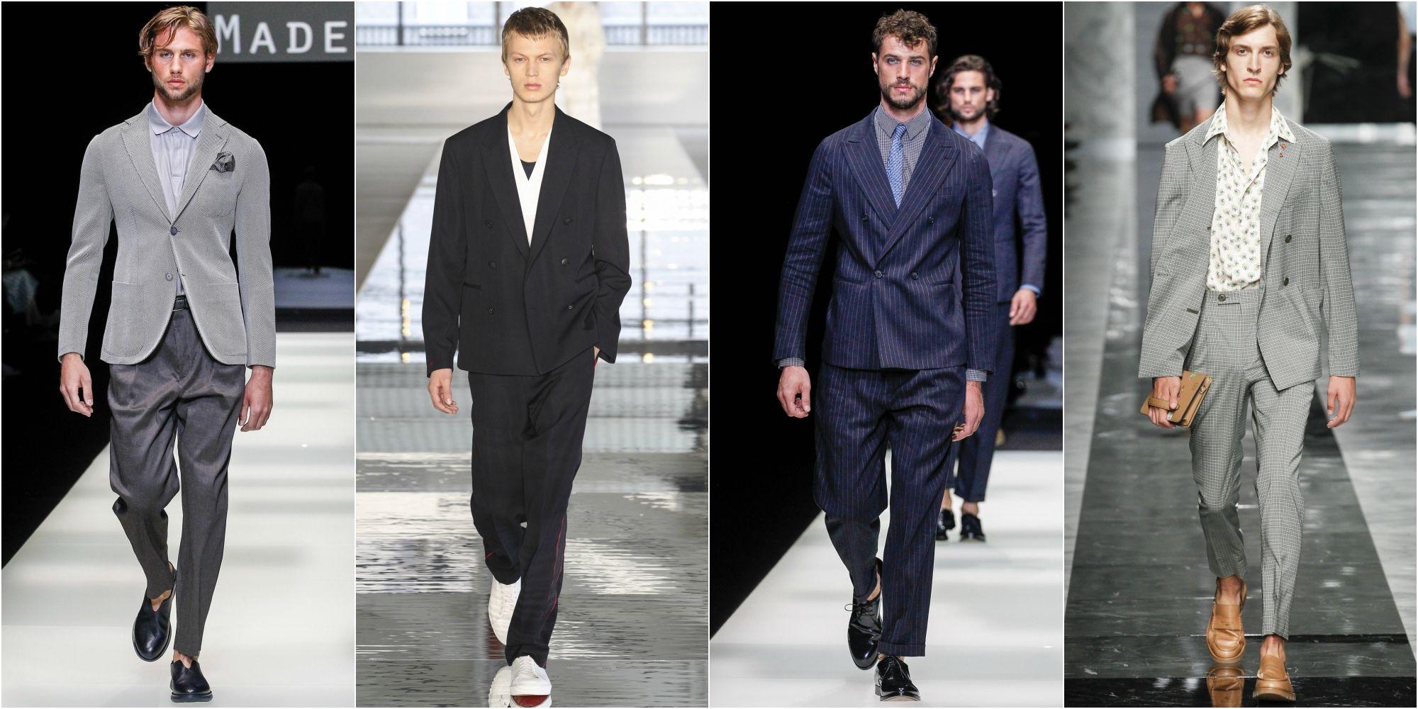 84fd6442cd68 Vestiti eleganti uomo: 6 outfit moda estate 2018