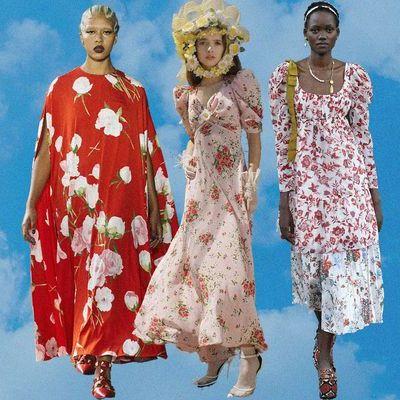 vestiti estate 2021 abiti fiori