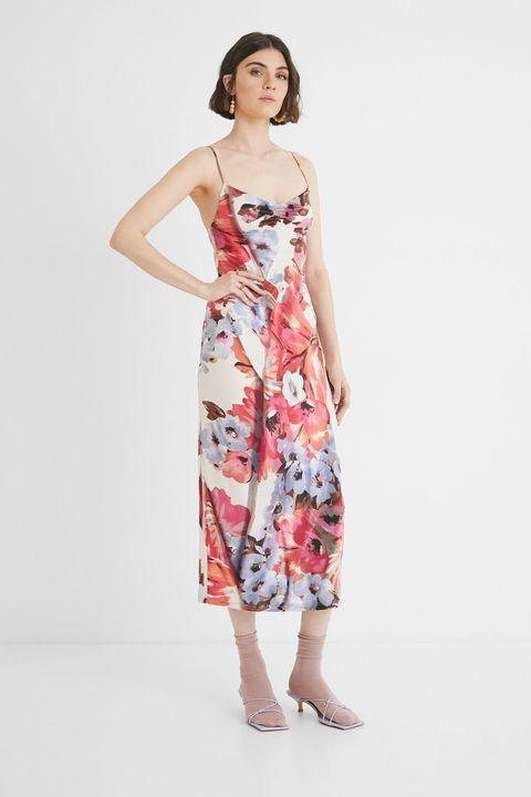 vestiti a fiori estate 2021