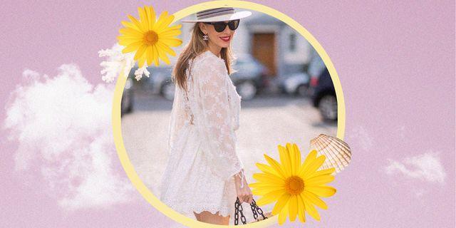 vestiti estivi 2021, gli abiti cerimonia belli come abiti da sposa regalano un'aura meravigliosa, scegli il vestito bianco lungo oppure corto per sentirti una dea