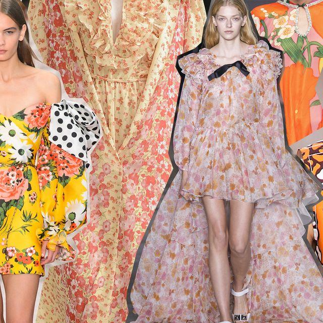 separation shoes 561c2 7a231 Vestiti a fiori moda 2019: i modelli tendenza della ...