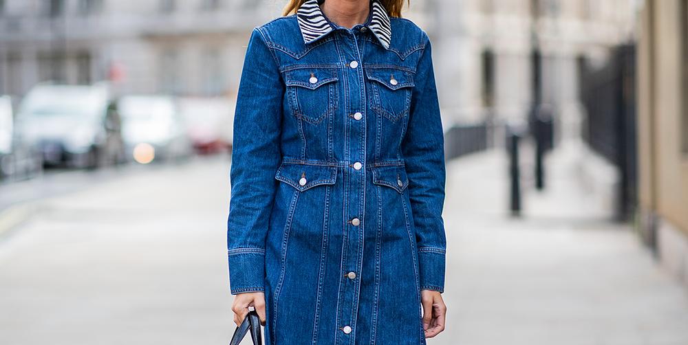 Vestiti jeans moda Primavera Estate 2019