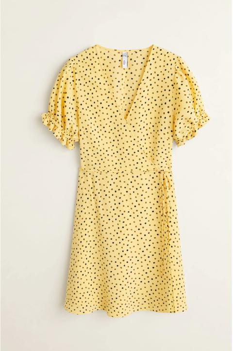 Vestiti Mango moda Estate 2019 a pois
