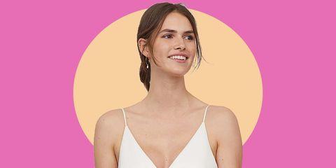 reputable site 3eb98 4d526 Abiti da sposa 2020, il vestito corto di H&M è il sogno del sì