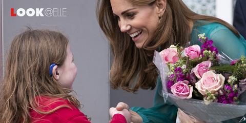 the best attitude 70c0c 6c983 Vestiti moda 2019: l'abito lungo di Kate Middleton tendenza ...
