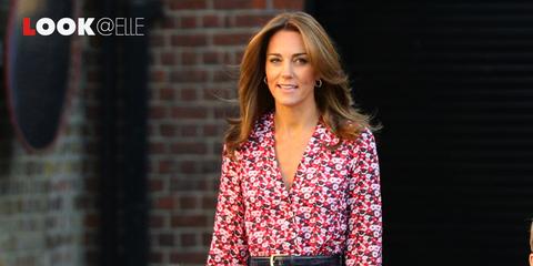 huge discount 57c65 4934e Vestito moda 2019: l'abito a fiori di Kate Middleton è ...