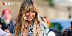 Vestiti moda 2019 Heidi Klum