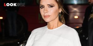 Vestiti moda Victoria Beckham look Primavera Estate 2019
