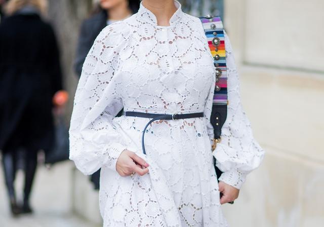big sale 44c8e 9926d Vestiti moda 2019: i modelli di pizzo Zara Collezione 2019