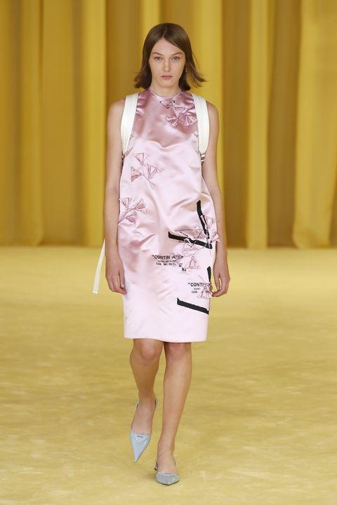vestiti primavera estate 2021 rosa