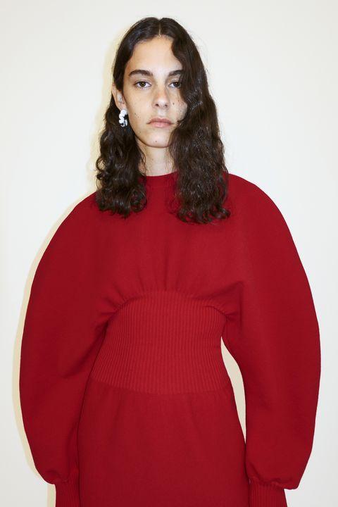 vestiti primavera estate 2021 rossi blumarine