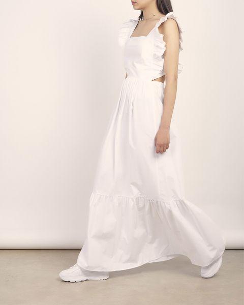 vestito primavera 2021 bianco