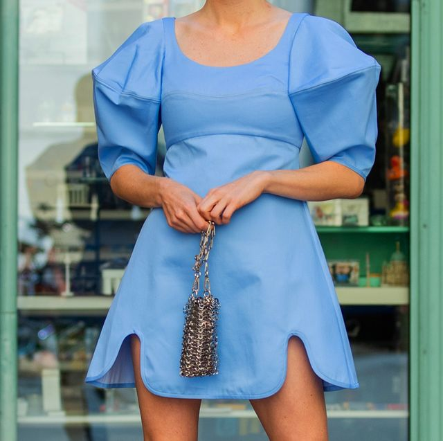 Blue, Clothing, Street fashion, Electric blue, Turquoise, Denim, Aqua, Fashion, Jeans, Textile,