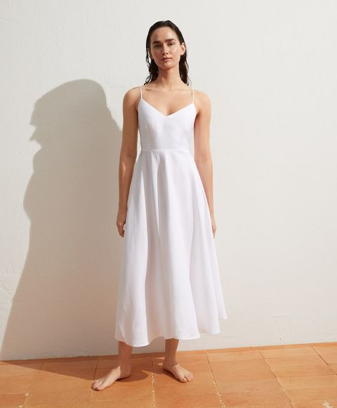 vestito estate 2021 bianco