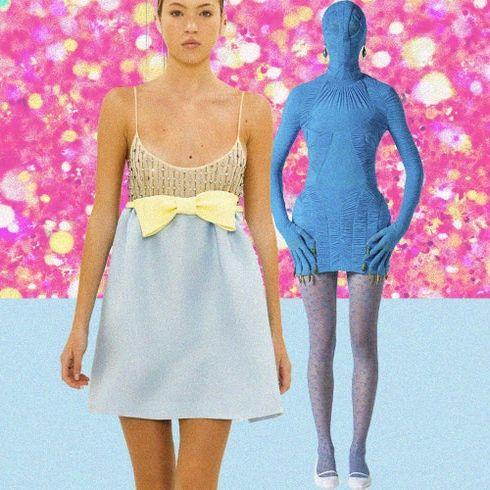 vestito corto primavera estate 2021
