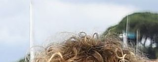 Hair, Hairstyle, Human, Surfer hair, Smile, Tourism, Photography, Brown hair, Travel, Feathered hair,