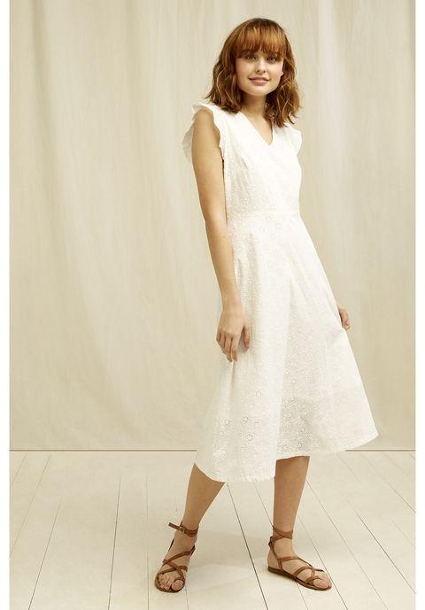Vestito cotone organico moda Primavera 2020