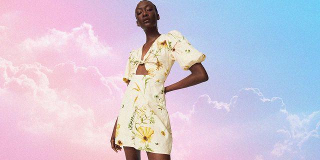 vestito primavera estate 2021 corto hm