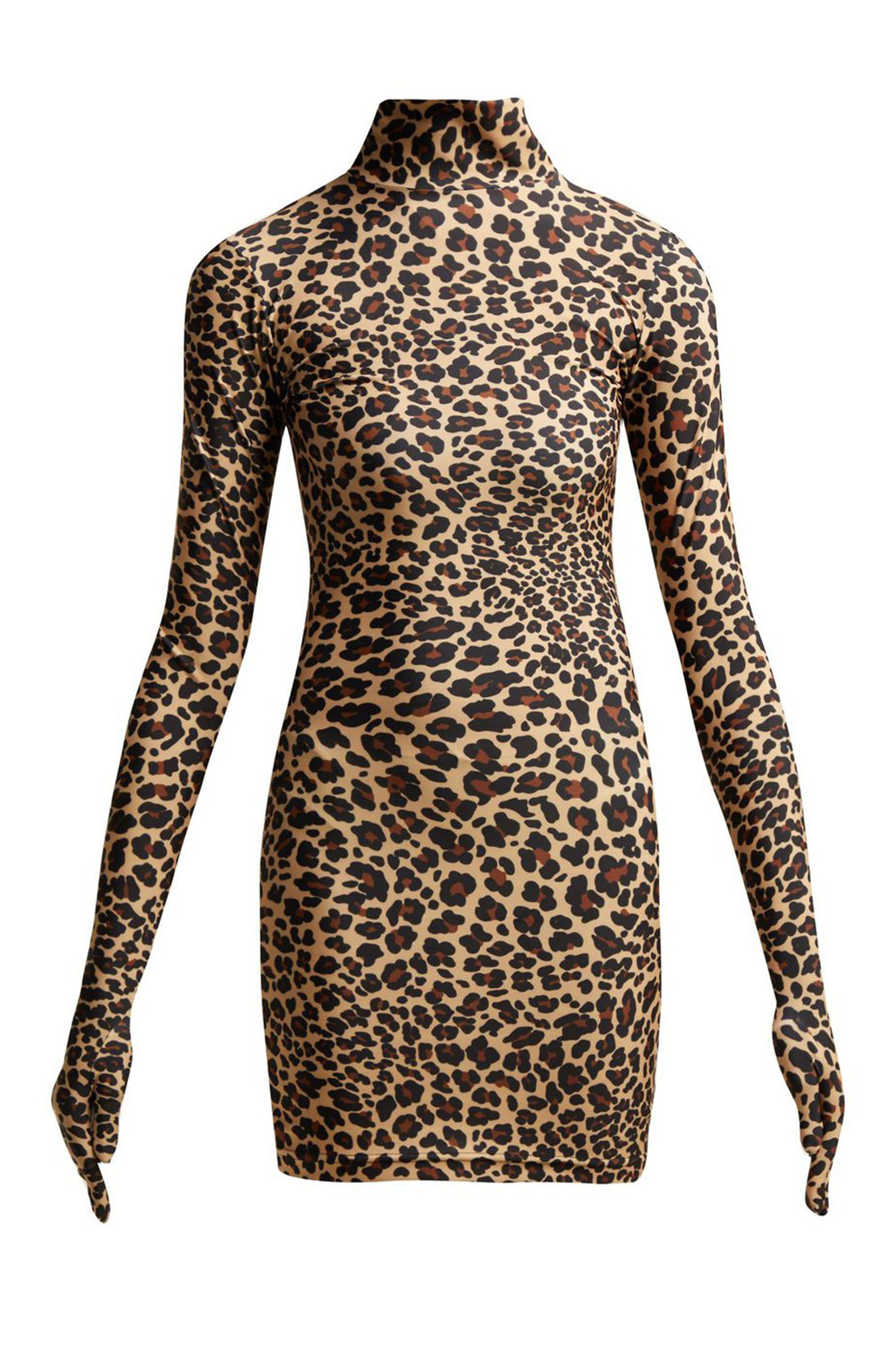 Leopard Print Fashion Trend Style And Outfit Inspiration