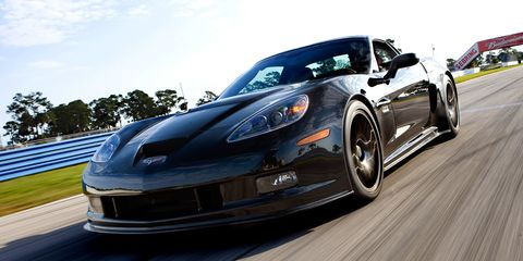 Driving the Ultimate Naturally Aspirated Corvette