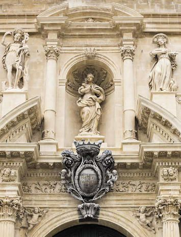Architecture, Sculpture, Facade, Stone carving, Relief, Carving, Art, Monument, Statue, Classical architecture,
