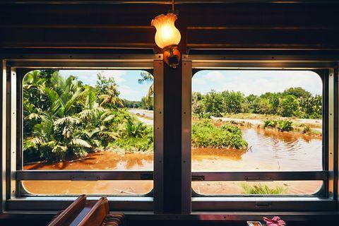 ll viaggio in treno più lungo del mondo
