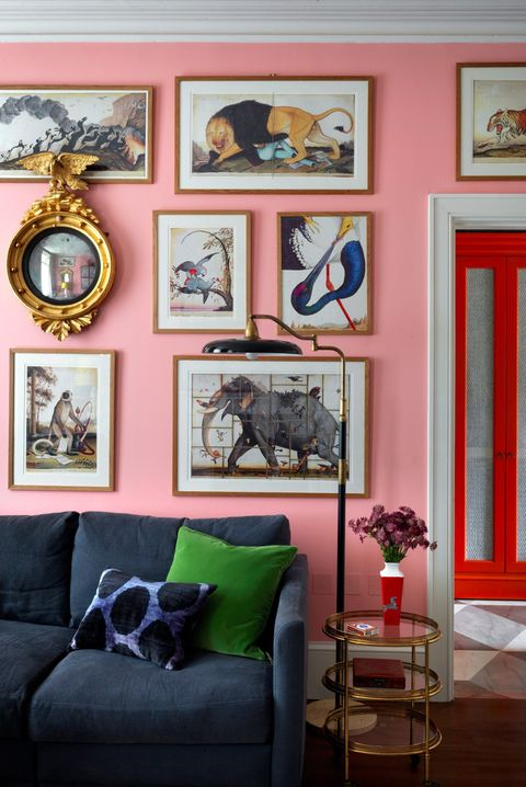 Wall Colour Inspiration: How To Decorate With Bright